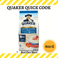 Quaker Oat Quick Cook / Oat Havermout Biru 800 gr