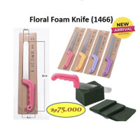 Floral Foam Knife / Pisau Potong Foam Busa Bunga/ art knife (1466)