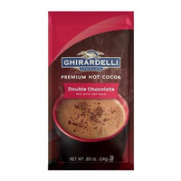 ghirardelli premium hot cocoa double mix chocolate 24gr