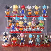 Action Figure Dragon Ball Heroes Mini Figure Set Dragon Ball Son Goku