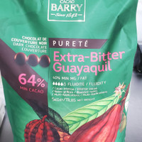 Cacao Barry Guayaquil 64% Dark Choco 100g