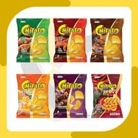 Chitato Snack Keripik Kentang |Ayam Pedas|Sapi Bakar|Sambal|BBQ|Keju