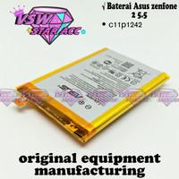 Batre baterai hp Asus zenfone 2 5.5 C11P1242 Z00AD Z008D ZE550ML ZE