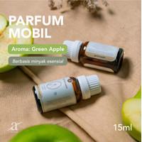 Parfum / Pengharum Mobil Aromatherapy Refill Arum - Green Apple