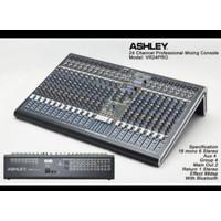 Mixer ashley VR24Pro original VR 24 channel pro professional 18 mono