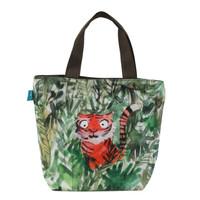 Totebag Kanvas Print / Handbag / Tas Jjinjing Tiger Kamalika Artprints