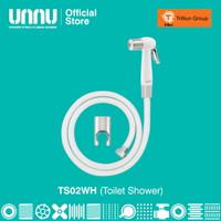 UNNU Toilet Shower - TS02WH White