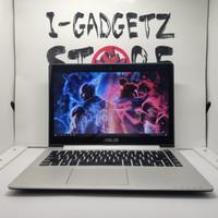 Laptop Ultrabook Slim Asus S400 Core i3 Touchscreen RAM8GB SSD256GB