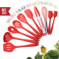 DIECI 10 in 1 SET Silicone Kitchen Utensil Spatula Cooking BPA-Free