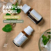 Parfum / Pengharum Mobil Aromatherapy Refill Arum - Ice Mint