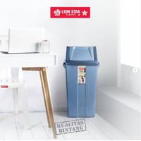 KOTAK SAMPAH C-1 Lion Star 42 Liter Dustbin/Tempat Sampah Goyang