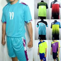 Setelan Baju/Kaos Sepak Bola/Futsal Team/Tim Premium