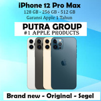iPhone 128GB 256GB 512GB 12 Pro Max Graphite Blue Gold 128 256 512 - 128 GB, Pacific Blue