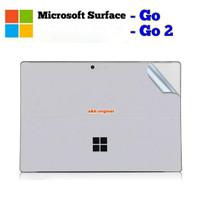 Premium Skin Protector - Microsoft Surface Go | Go 2 Silver Matte