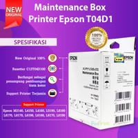 Box Epson T04D1 EWMB2 Maintenance C13T04D100 Printer L6160 L6170 L6190