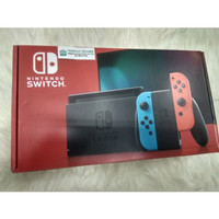 PROMO! Nintendo Switch Console New Model HAC-001(-01) New Version V2