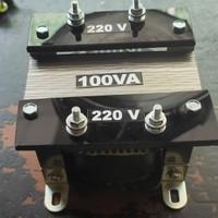 Trafo isolasi Step Up Down 100W 220V-220V