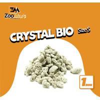 Crystal Bio 1Box Media Filter Size S / Filter Aquarium / Filter Kolam