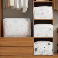 Kotak Penyimpanan Pakaian Baju Storage Box Selimut Bantal Sprei Kain