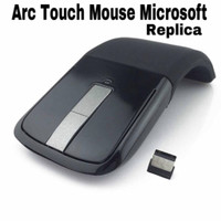 ARC TOUCH MOUSE Microsoft Replica USB Receiver Laptop/Desktop/Macbook