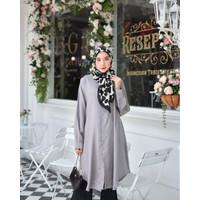 Terminal Grosir | Baju Atasan Wanita Muslim Busui | Fisa Tunik