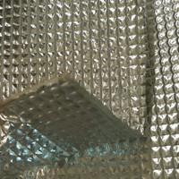 Alumunium Foil double side 3mili PE peredam atap panas asbes