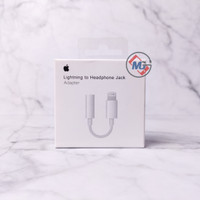 Kabel Lightning to Audio Jack Adaptor ORIGINAL 100% Apple