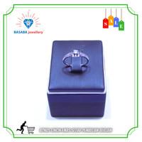 Cincin emas putih asli CMP145