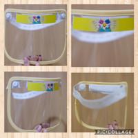 baby Faceshield bayi Face Shield alat pelindung diri / Pelindung Wajah