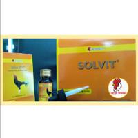 Solvit Laga Winner 15 Ml (Mempersingkat masa rontok bulu pada Ayam)