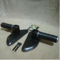 FootRest / footstep Vespa Lx/S aksesoris vespa S dan Lx