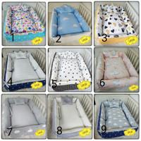 Baby Nest free Bantal bayi anti peyang-Kasur Bayi- Kasur Box Bayi