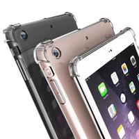 iPad 8 10.2 2020 Anti Crack Case Casing Back Silikon Soft Case