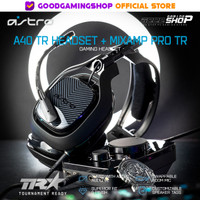 ASTRO A40 TR HEADSET + PRO MIX AMP - Gaming Headset