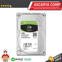 Seagate Barracuda 1Tb sata3 / Harddisk 1TB / HDD / Hardisk PC 1TB
