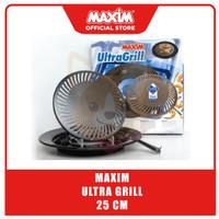 Maxim Ultra Grill Pan Anti Lengket Untuk Korean BBQ Panggangan 25 cm
