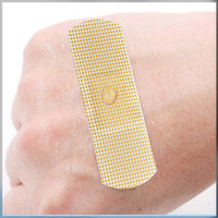 Band Aid Plester Luka Hansaplast Plaster Anti Air Anti Bakteri PE Oval