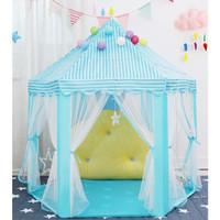 Tenda Anak Princess Castle Jumbo Mainan Anak Outdoor Portable RS06-1