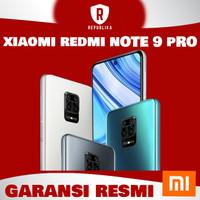 Xiaomi Redmi Note 9 Pro 6/64 & 8/128 Garansi Resmi BNIB