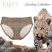 Cd TALLY Leopard Celana Dalam Seamless Tanpa Jahitan Anti Nyeplak
