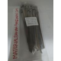 Cable Ties Stainless 4.6 x 150 mm Tali Tis Anti Karat Band It PerBuah