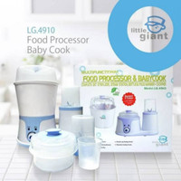 Little Giant Multifunction Food Processor & Baby Cook