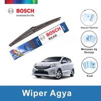Bosch Rear Wiper Belakang Mobil Toyota Agya H307