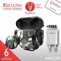 Sabbat E12 ULTRA Camouflage Qualcomm APTX Bluetooth 5.0 Alt X12 Pro