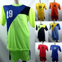 Setelan Baju/Kaos Sepak Bola/Futsal Team/Tim Untuk Anak