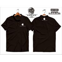 Polo Shirt Kaos Kerah APPLE Think Different Polo Gadget IPHONE - Gilan