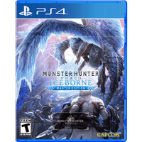 PS4 Monster Hunter World Iceborne