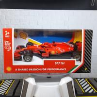Ferrari series Shell Diecast SF71H mobil mainan koleksi