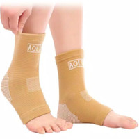 Ankle support socks cotton sprain recovery, mencegah sprain
