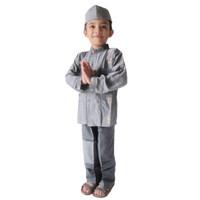 CITRA KIDS Baju Anak Cowok Setelan Koko Busana Muslim Laki Lengan pjg
